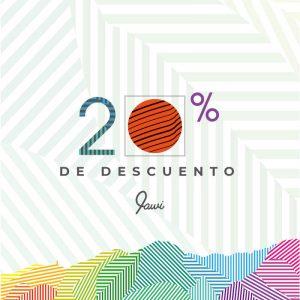 Descuento 20% Pawi Design